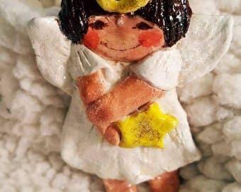 Little Star Angel Girl