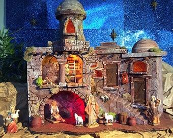 The Nativity Bethlehem City