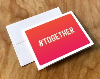 Gay Love Card   Boyfriend to Boyfriend