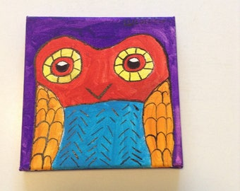 Bright'n'Bold Owl