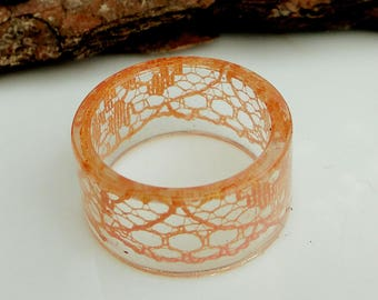 Gold lace ring  jewelry gifts for women bridesmaid gift victorian ring