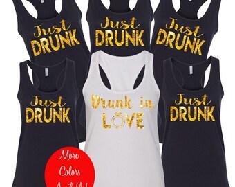 Drunk In Love Shirts Bridesmaid Beyonce Shirt Bachelorette Party