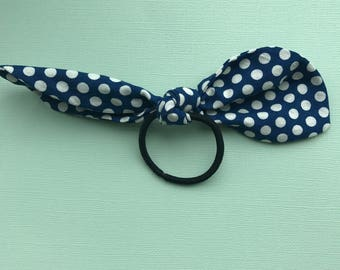 """Girls """"Audrey"""" Knot Hairband, Women's Knot Hairband, Cute Hairbands, Hair Accessories,  Modern Hair bow, Top Knot Hairband"""