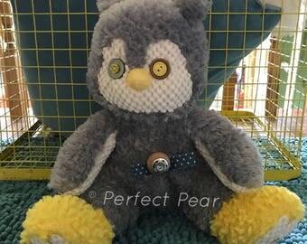 Gray Owl Stoma