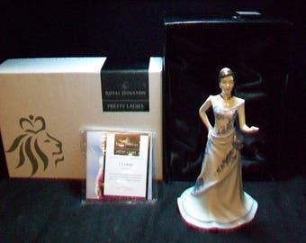 Royal Doulton Pretty Ladies HN 4919 Charlotte