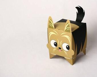 Dog themed dad card Etsy