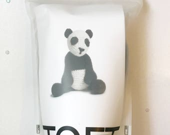 Fiona the Panda by TOFT complete Crochet Kit