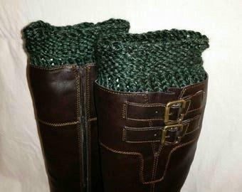 Womens Boot Cuff