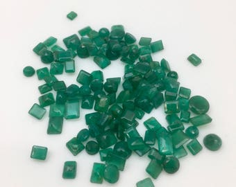 Loose Emeralds--68.62 CTS
