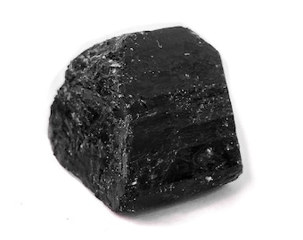 Black Tourmaline Natural Crystal