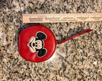 Vintage Mickey Mouse wristlet