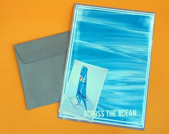 Across the Ocean Letter writing Set