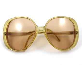 1980s Vintage Sunglasses, Chloe Sunglasses, Sunglasses, Vintage Sunglasses, 70s Sunglasses, Oversize Sunglasses, Statement Sunglasses,