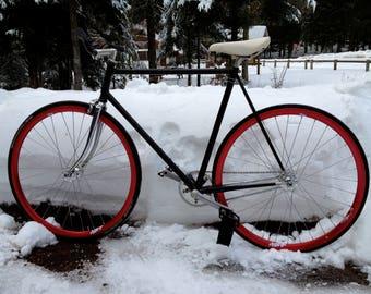 Vintage Mercier bicycle fixed gear - Sold