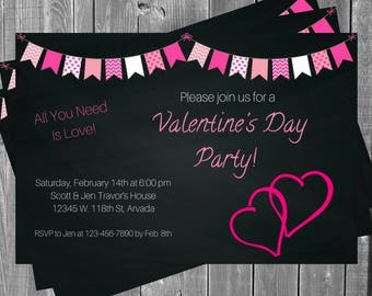 valentines day invite