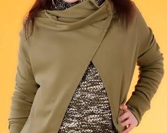 original long knit Cardigan