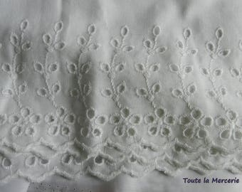 Fabric embroidery
