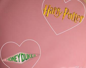 Honeyduke's Candy Floss