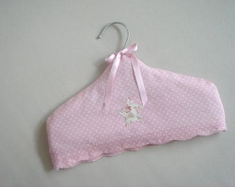 Girl cotton hanger