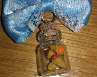 ice vial necklace