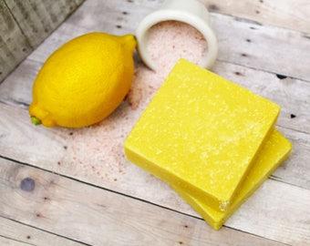 Citrus Scrub Bar Soap