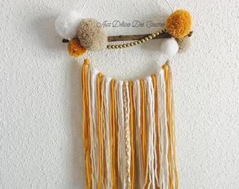 Dream catcher tassels Driftwood