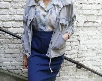 Vintage 80's long skirt