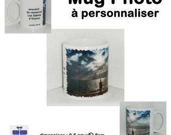 Mug personalized with your Photos