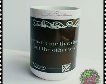 Goth Quote Mug