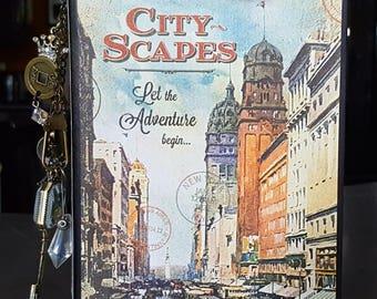 Graphic 45 Handmade Photo or Jounnaling book