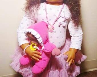 31in reborn toddler girl
