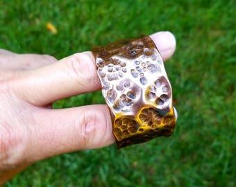 Hammered Copper Bracelet, Hand Hammered Copper Bracelet, Copper Jewelry,  Handmade Copper Jewelry, Copper Cuff Bracelets, Handmade Bracelets