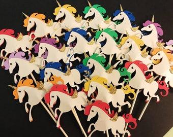 Unicorn topper, unicorn toppers, unicorn, unicorn rainbow topper, unicorn cupcake topper, unicorn cupcake toppers, topper, toppers