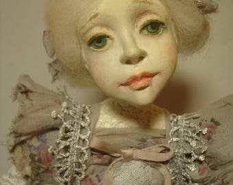 sold. Adele OOAK doll