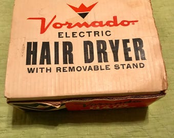 1950s Vintage Hair Dryer by Vornado