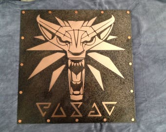 The Witcher 3 White Wolf Sign