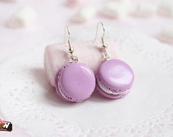 BO - Purple color Macarons