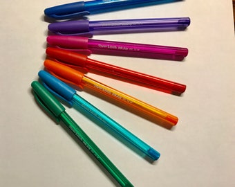 Papermate Inkjoy color pens school supplies office supplies gifts