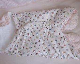 sleeping bag hooded sleeping bag, Velvet