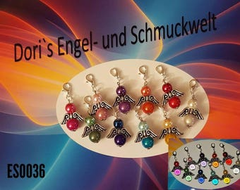Beaded Angels / guardian angel 10 pieces (161)