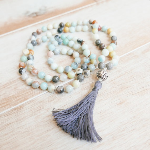 how to make your own mala beads