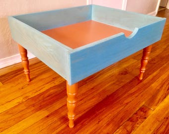 Beautiful handcrafted coffee / end table