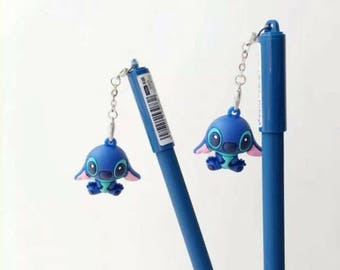 Stitch gel pen