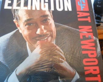 Duke Ellington at Newport