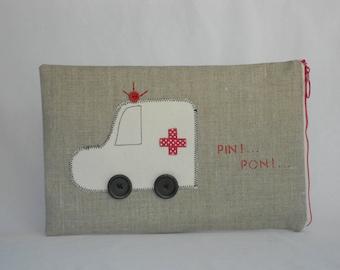 Medicine pouch / medicine pouch / medicine pouch
