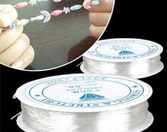 elastic Crystal wire 0.7 mm in diameter, 9 m