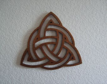 (1) decorative wall or table trivet