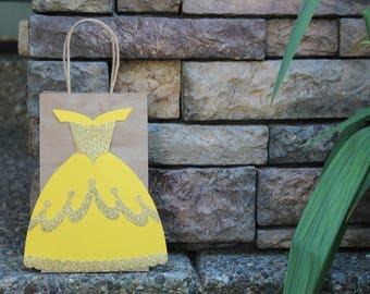 Beauty & the Beast Favor Bags