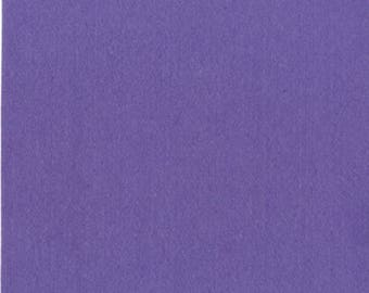 Felt 2 mm cut Lavender - 30 x 30 cm - Ref FE3936