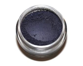 Mineral Powder Eye Shadow Liner (Dark Plum)